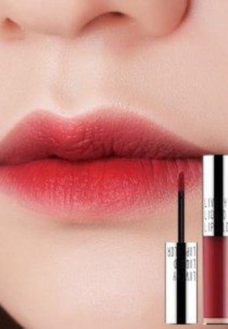 Eglips - Lively Liquid Lipcolor #07 Classic Rose