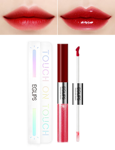 Eglips - Touch On Touch Flash Lip L3 Pomegranate