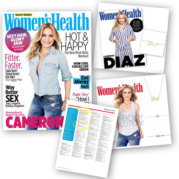 Women's Health - Cameron Diaz