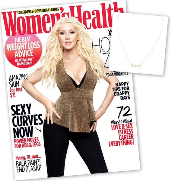 Women's Health - Christina Aguilera