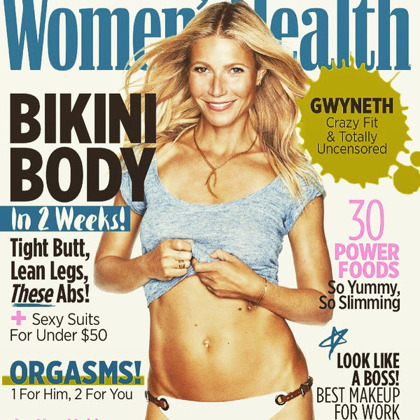 Women's Health - Gwyneth Paltrow