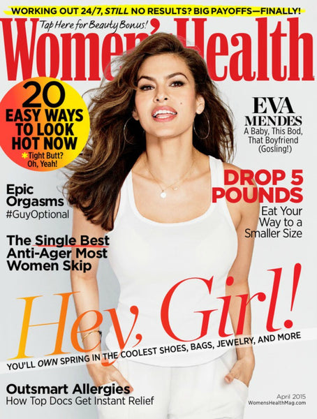 Women's Health - Eva Mendes