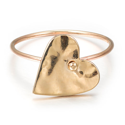 Heart Ring - Bianca Pratt Jewelry