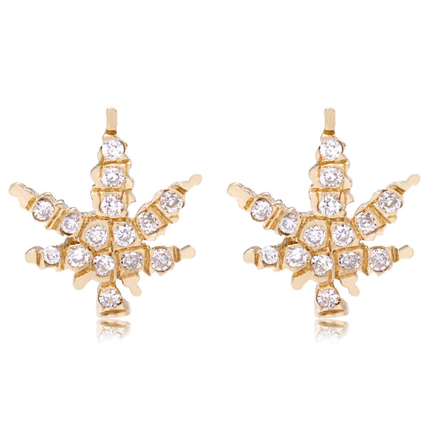 Mary Jane Studs - Bianca Pratt Jewelry