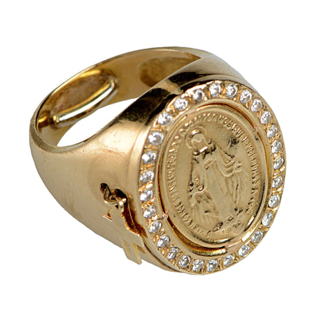 Mary Signet Ring - Bianca Pratt Jewelry