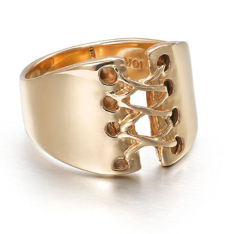 Corset Ring - Bianca Pratt Jewelry