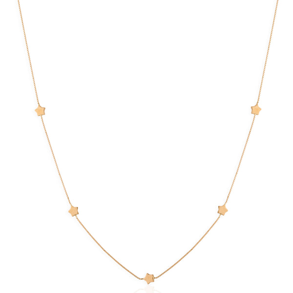 Star Necklace - Bianca Pratt Jewelry