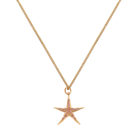 Starfish Necklace - Bianca Pratt Jewelry