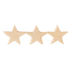 Triple Star Single Earring