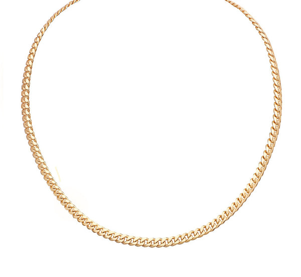 Medium Cuban Chain - Bianca Pratt Jewelry
