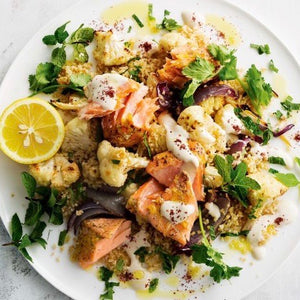 Salmon Salad - The Custom Plate formerly Mercer Island Paleo Kitchen