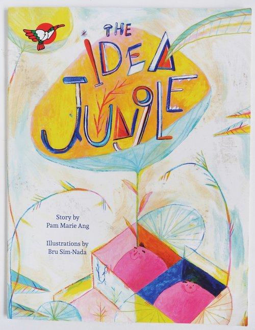 Pilipino Library: The Idea Jungle & Oli's Boxship