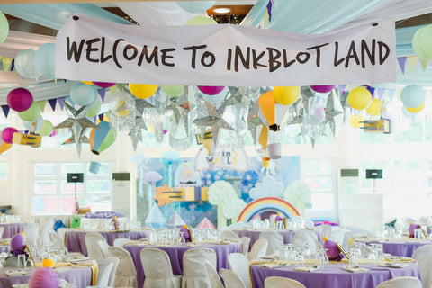 Welcome to Ink Blot Land!