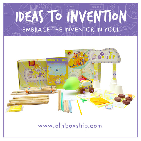 Ideas to Invention