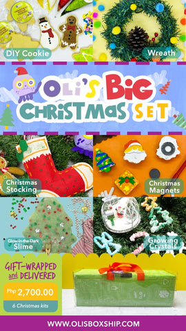 Oli's BIG Christmas Set