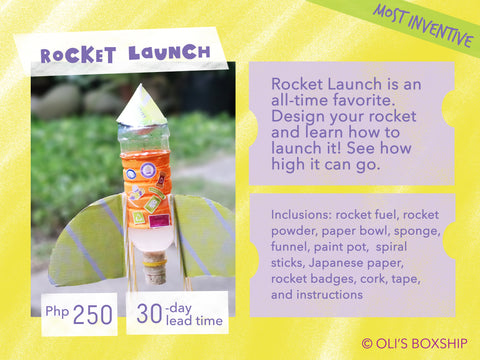 Launch a Rocket