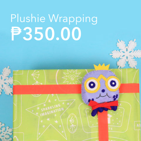 Plushie Wrapping