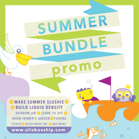 Oli's Summer Bundle Promo