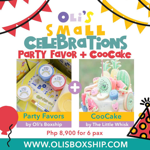 Party Favor + CooCake