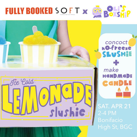 Summer Workshop @ Fully Booked, BGC
