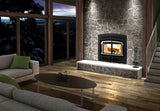 Ventis HE200 Zero Clearance Wood Fireplace - Chimney Liner