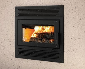 Ventis HE250 Zero Clearance Wood Fireplace - Chimney Liner