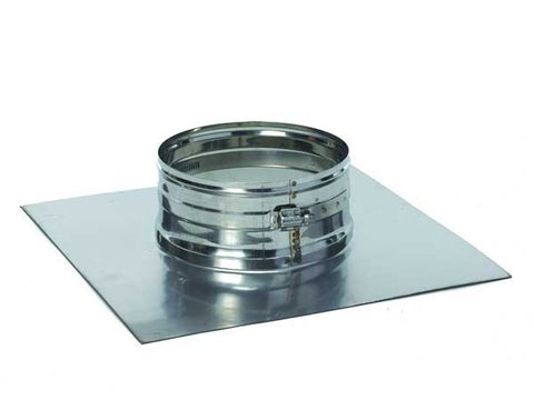 Forever Flex Flat Top Plate - Chimney Liner