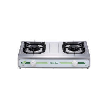 SIMPA Double Burner Hotplate (WZH2SE)