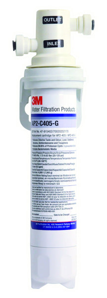 3M Water Filter for your Home (Including Standard Installation)