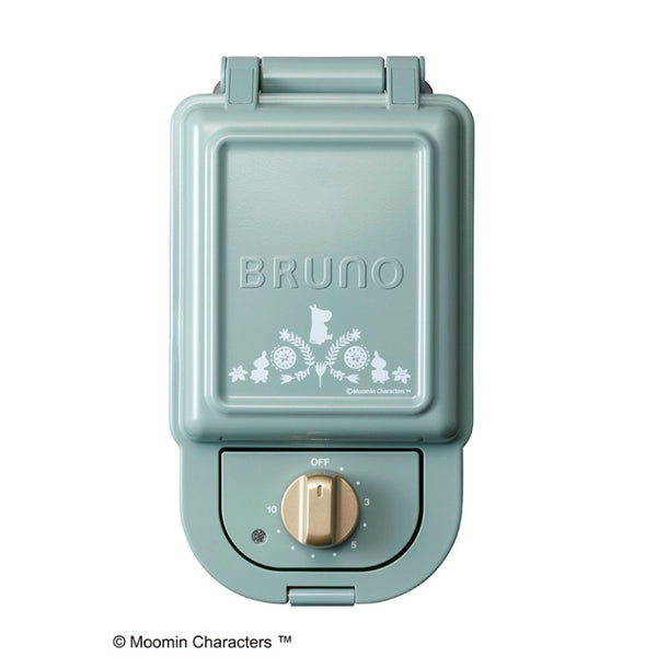 BRUNO x MOOMIN Hot Sandwich Maker 單片三文治機