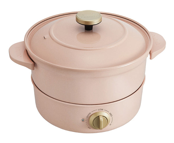 BRUNO Grill Pot (Sparkling Pink) (HONG KONG Limited Edition)