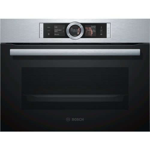 Bosch 45cm Built-in Combination Steam Oven