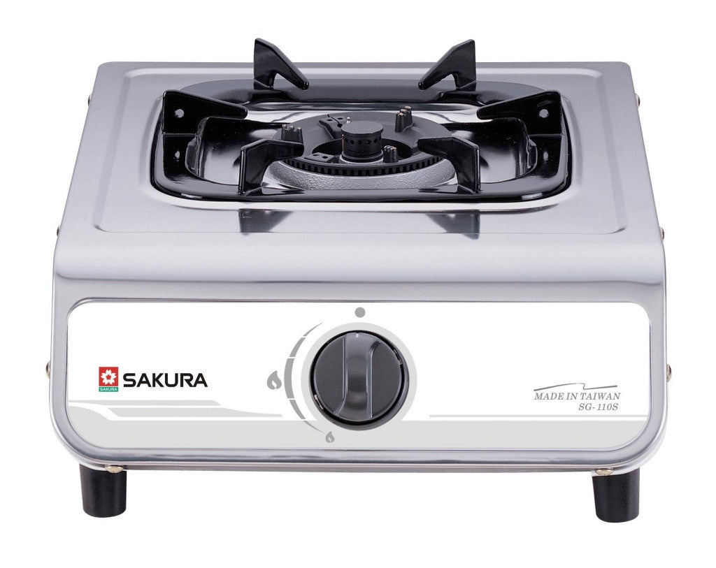 Sakura LPG Single Burner Table Top Gas Cooker