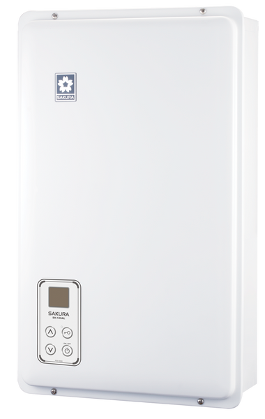 Sakura LPG 12L Back Flue Gas Water Heater