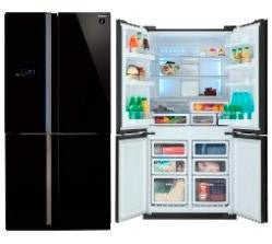 Sharp Four-Door PCI Refrigerator