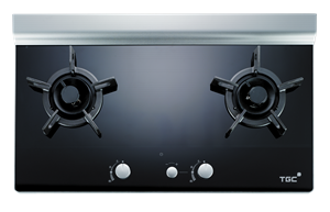 TGC Town Gas Turbo Flame Built-in Hob