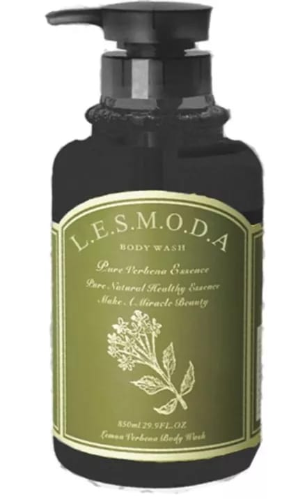 Lesmoda body wash (Verbena)