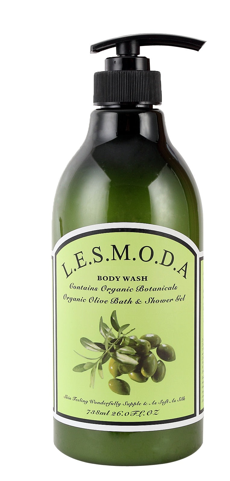 Lesmoda body wash (Olive)