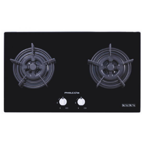 Philco Town Gas Inner Flame Series Two Burners