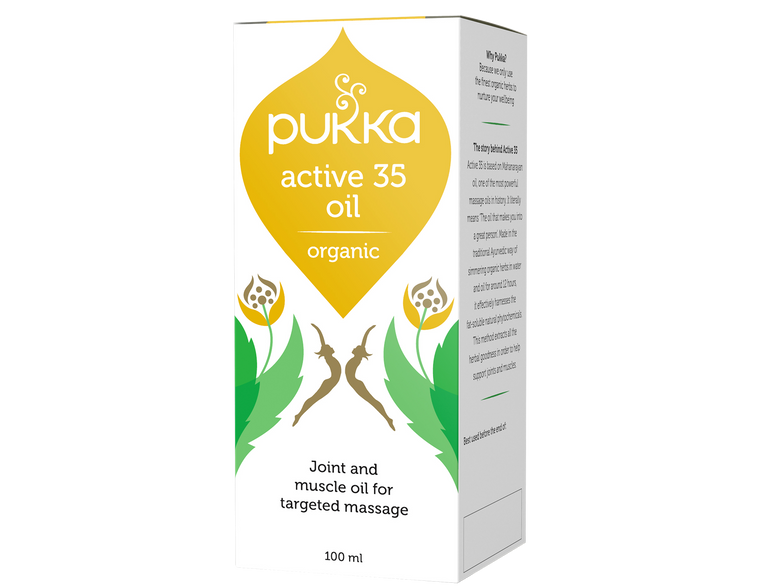 Active 35 Oil 100ml