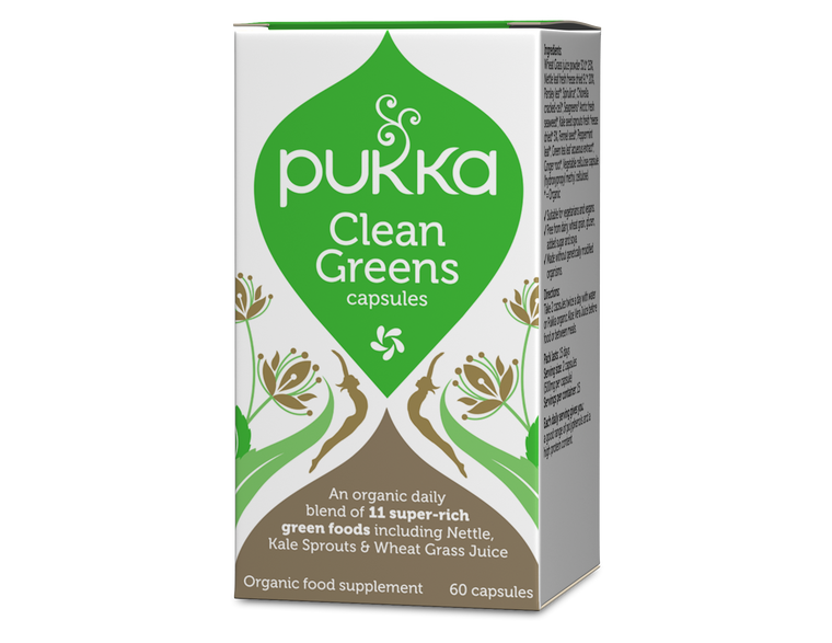 Clean Greens (60 Capsules) 50% off