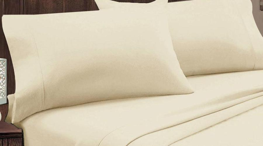Luxury egyptian cotton sheet Set