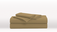 Taupe King Size Luxury Sheet Set