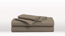 Grey Double Size Classic Sheet Set