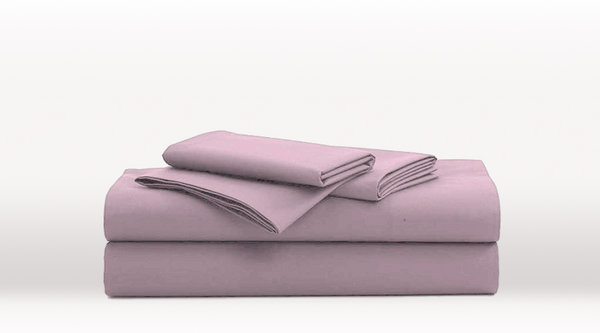 Violet Single Size Classic Sheet Set