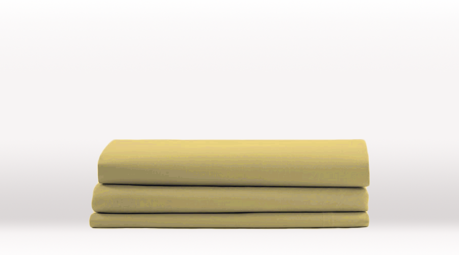 Taupe Double Size Classic Fitted egyptian cotton sheet