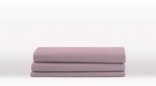 Violet King Single Size Classic Fitted Sheet