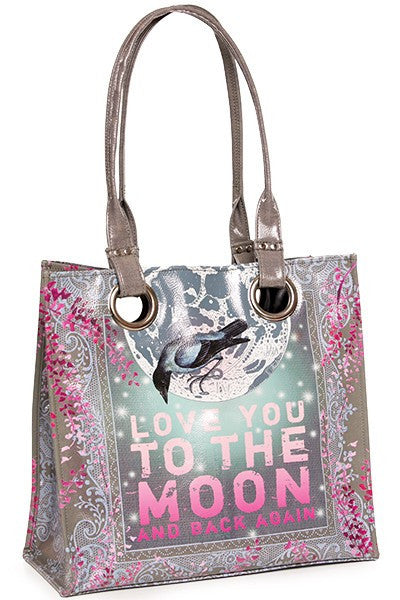 Moon and Back Luxe Tote