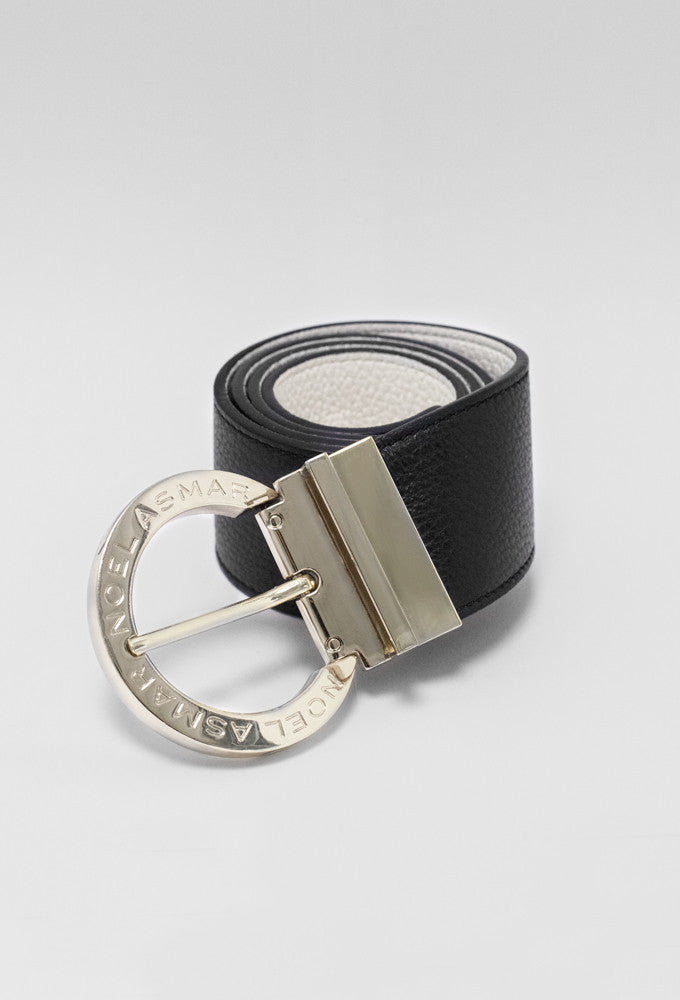 Asmar Signature Leather Belt