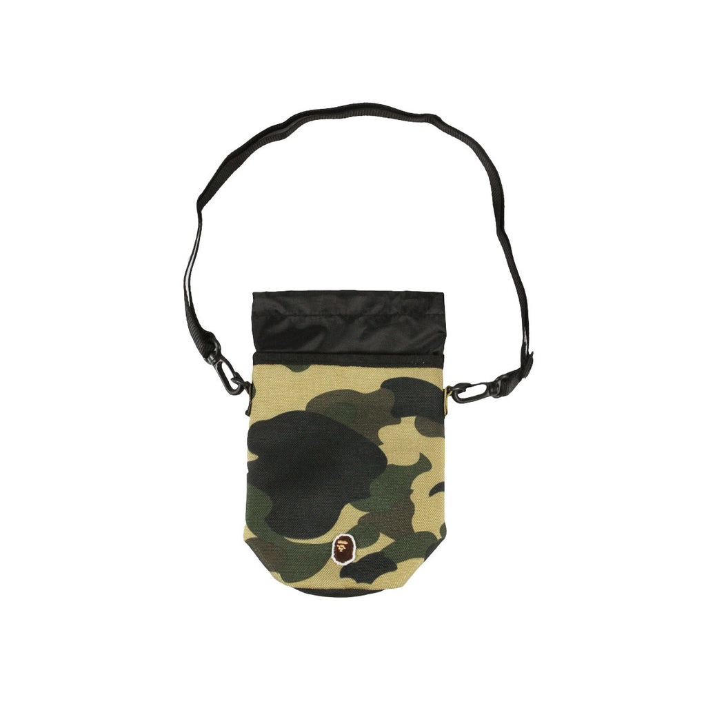 Bape Canteen Bag l yellow camo